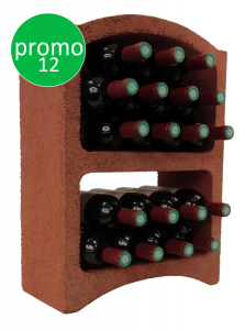 PROMO Bloc Cellier Standaard rood/rouge